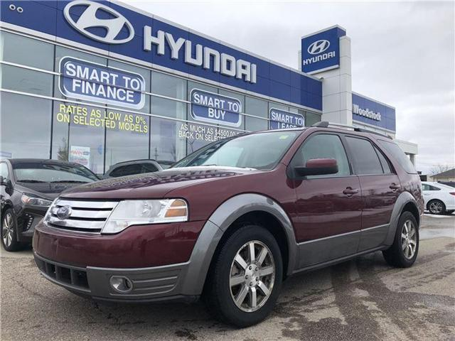 2008 Ford Taurus X SEL (Stk: SL17049A) in Woodstock - Image 1 of 23