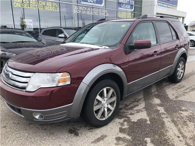 2008 Ford Taurus X SEL (Stk: SL17049A) in Woodstock - Image 2 of 23
