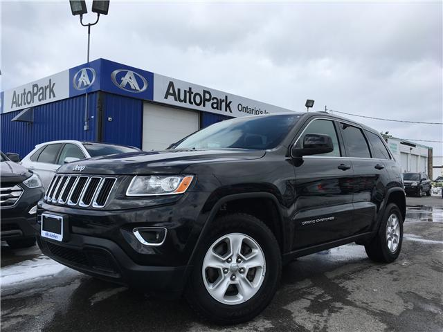 2016 Jeep Grand Cherokee Laredo (Stk: 16-88267) in Georgetown - Image 1 of 24