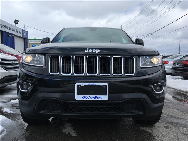 2016 Jeep Grand Cherokee Laredo (Stk: 16-88267) in Georgetown - Image 2 of 24