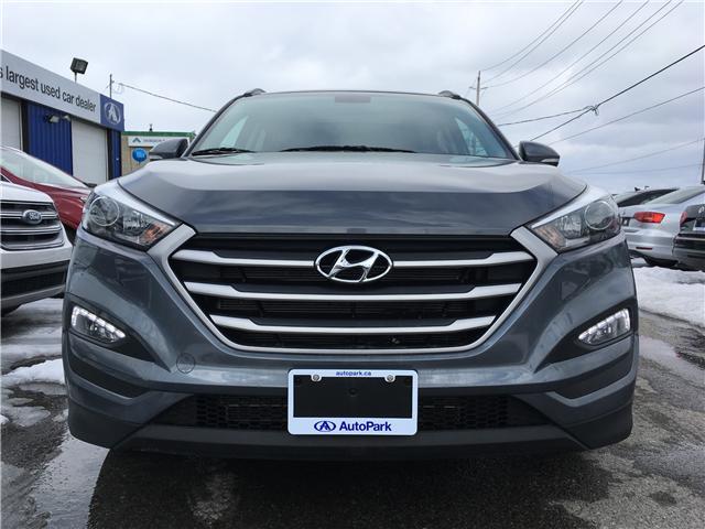 2017 Hyundai Tucson SE (Stk: 17-57522) in Georgetown - Image 2 of 28