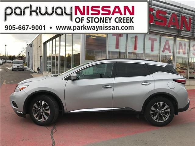 2017 Nissan Murano SV (Stk: N1261) in Hamilton - Image 2 of 17
