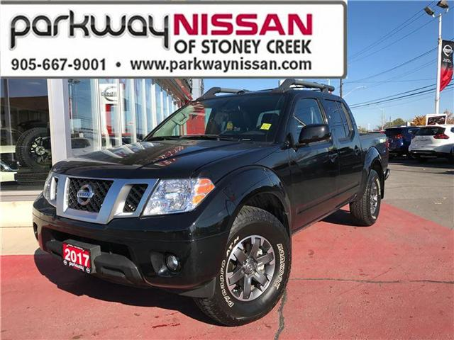 2017 Nissan Frontier  (Stk: N1193) in Hamilton - Image 1 of 19