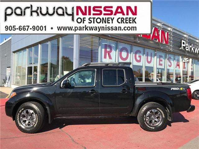 2017 Nissan Frontier  (Stk: N1193) in Hamilton - Image 2 of 19
