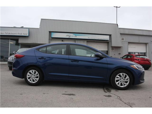 2018 Hyundai Elantra LE (Stk: 171812) in Kingston - Image 1 of 12