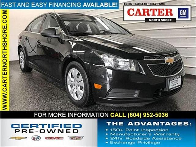 2012 Chevrolet Cruze LS (Stk: 970011) in Vancouver - Image 1 of 25