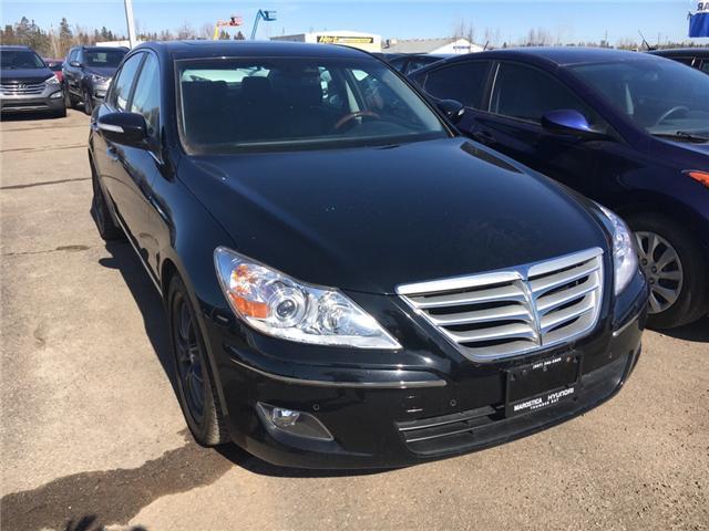 2009 Hyundai Genesis  (Stk: 15151B) in Thunder Bay - Image 1 of 1
