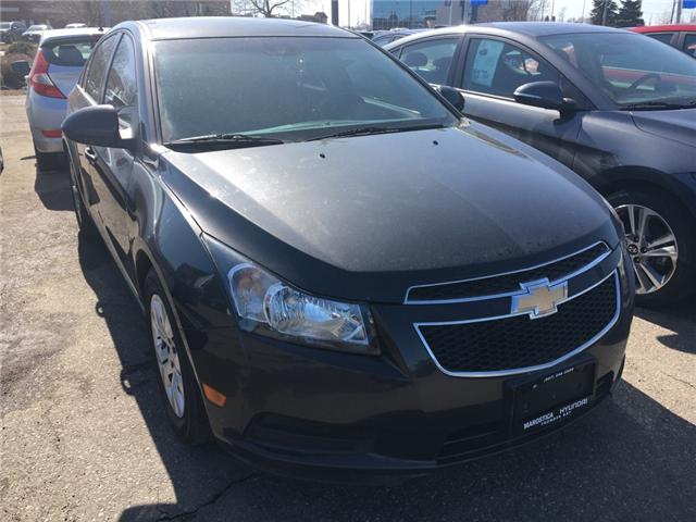 2014 Chevrolet Cruze 1LT (Stk: 15114A) in Thunder Bay - Image 1 of 1