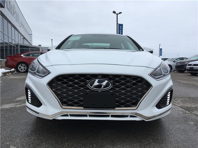2018 Hyundai Sonata 2.4 Sport (Stk: 18-37729) in Barrie - Image 2 of 25