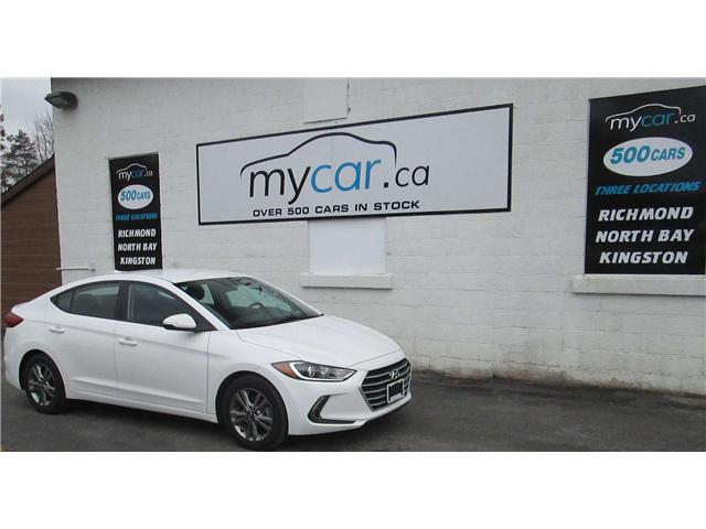 2018 Hyundai Elantra GL (Stk: 180460) in North Bay - Image 2 of 13