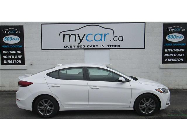 2018 Hyundai Elantra GL (Stk: 180460) in North Bay - Image 1 of 13