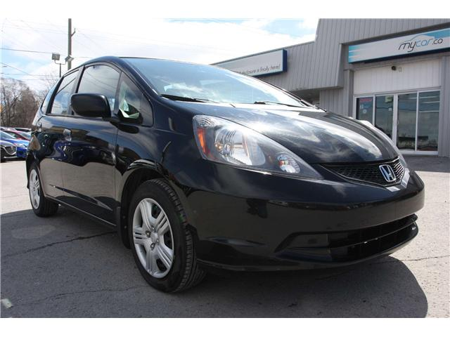 2014 Honda Fit LX (Stk: 171833) in North Bay - Image 1 of 13