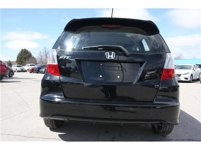 2014 Honda Fit LX (Stk: 171833) in North Bay - Image 4 of 13