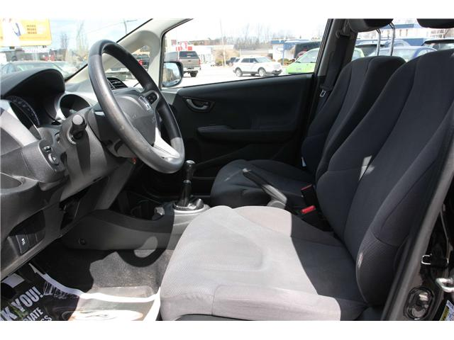 2014 Honda Fit LX (Stk: 171833) in North Bay - Image 11 of 13