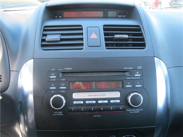 2009 Suzuki SX4 Base (Stk: 18119A) in Stratford - Image 9 of 15