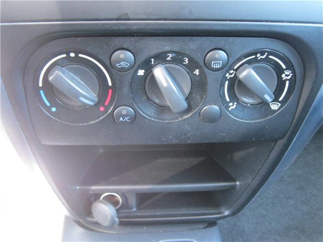 2009 Suzuki SX4 Base (Stk: 18119A) in Stratford - Image 10 of 15