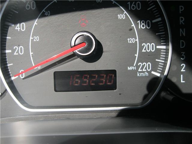 2009 Suzuki SX4 Base (Stk: 18119A) in Stratford - Image 15 of 15
