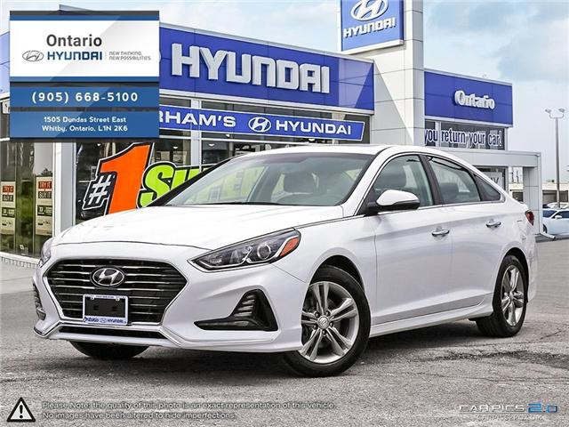 2018 Hyundai Sonata GLS (Stk: 07833K) in Whitby - Image 1 of 27