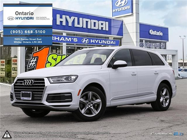 2017 Audi Q7 3.0T Progressiv (Stk: 25151K) in Whitby - Image 1 of 27