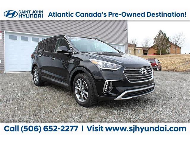 2018 Hyundai Santa Fe XL  (Stk: U1599) in Saint John - Image 1 of 21