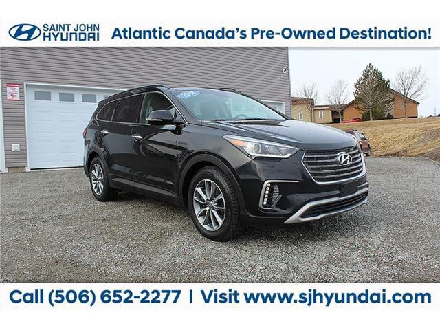 2018 Hyundai Santa Fe XL  (Stk: U1609) in Saint John - Image 1 of 24