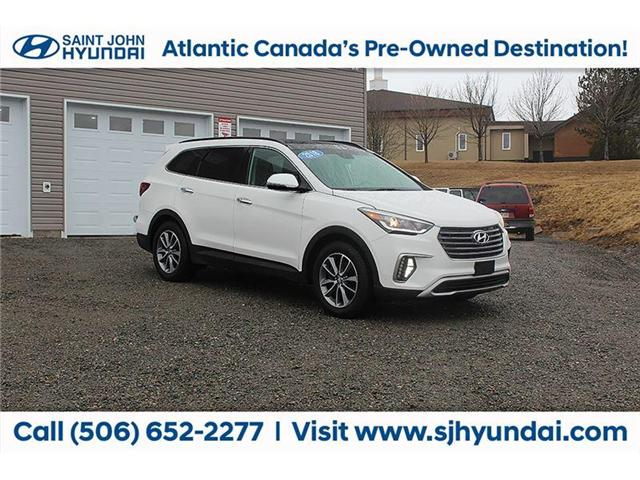 2018 Hyundai Santa Fe XL  (Stk: U1610) in Saint John - Image 1 of 25