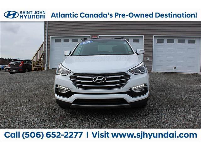2018 Hyundai Santa Fe Sport  (Stk: U1600) in Saint John - Image 2 of 22