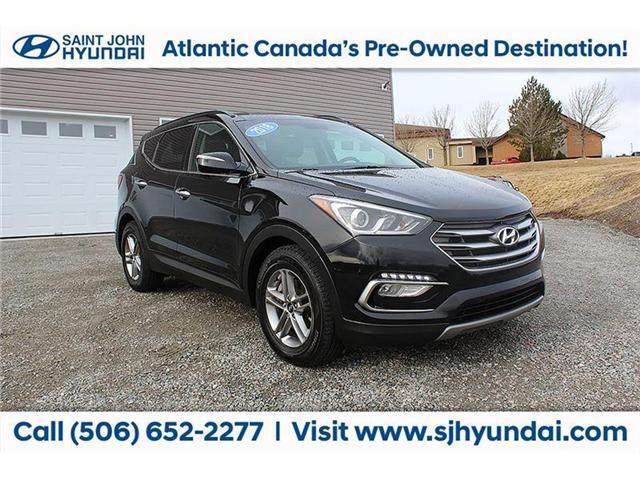 2018 Hyundai Santa Fe Sport  (Stk: U1601) in Saint John - Image 1 of 21
