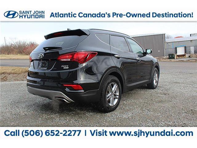 2018 Hyundai Santa Fe Sport  (Stk: U1601) in Saint John - Image 2 of 21