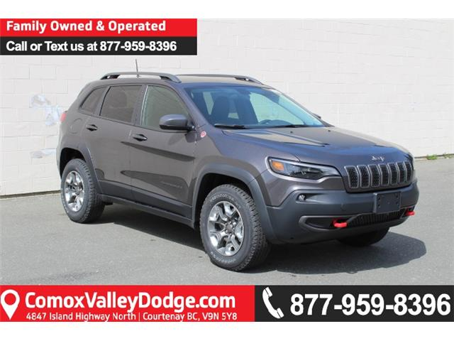 2019 Jeep Cherokee Trailhawk (Stk: D107790) in Courtenay - Image 1 of 30