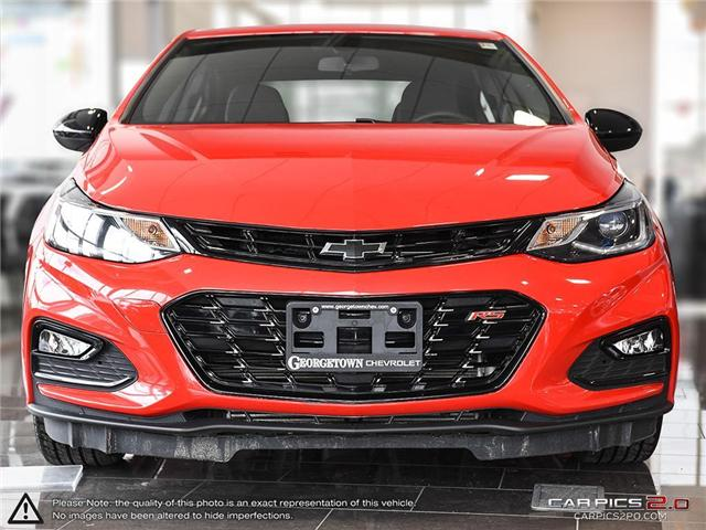 2018 Chevrolet Cruze LT Auto (Stk: 25717) in Georgetown - Image 2 of 27