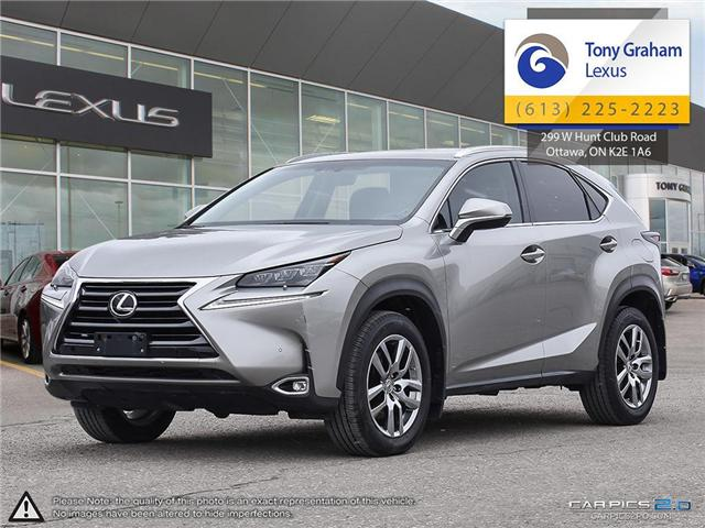 2015 Lexus NX 200t Base (Stk: Y3071) in Ottawa - Image 1 of 25