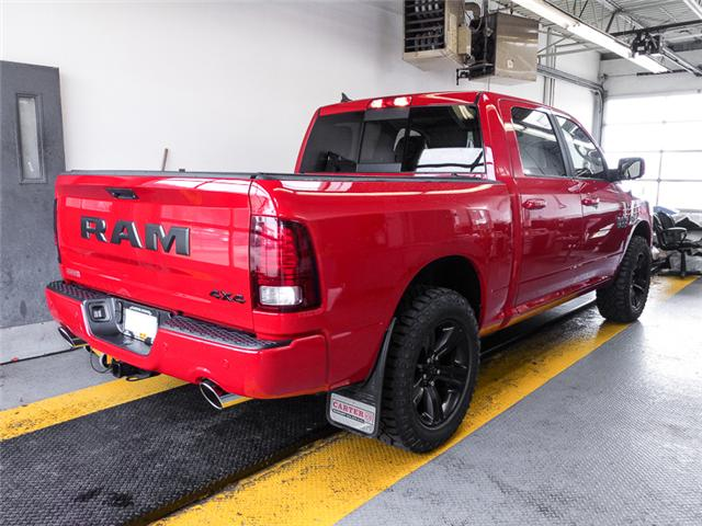 2018 RAM 1500 Sport (Stk: 8746980) in Burnaby - Image 2 of 9