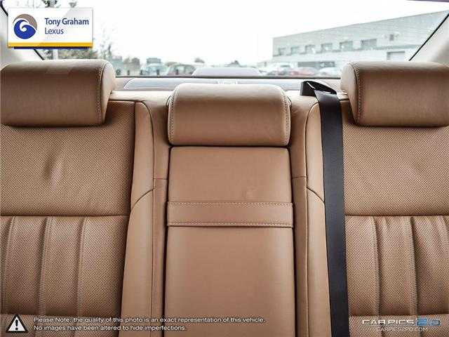 2016 Lexus ES 350 Base (Stk: Y3075) in Ottawa - Image 13 of 25