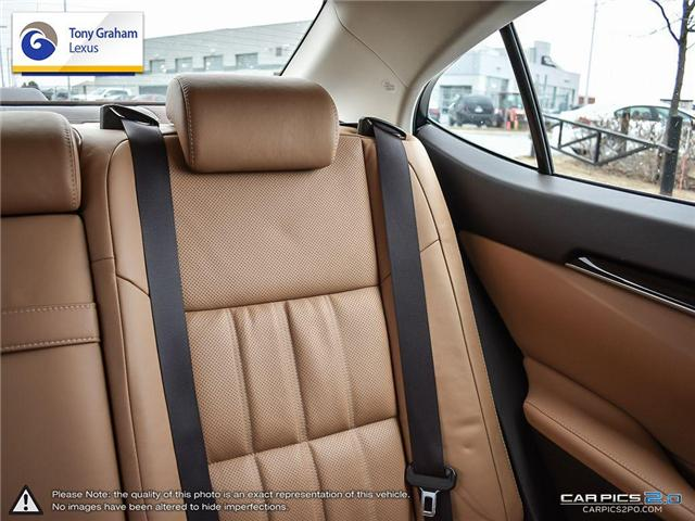 2016 Lexus ES 350 Base (Stk: Y3075) in Ottawa - Image 14 of 25