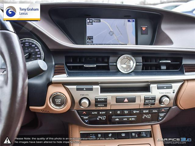 2016 Lexus ES 350 Base (Stk: Y3075) in Ottawa - Image 25 of 25