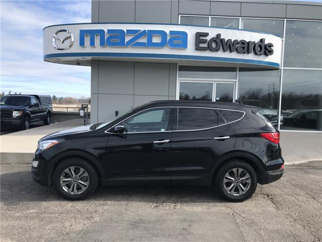 2016 Hyundai Santa Fe Sport 2.4 Luxury (Stk: 20944) in Pembroke - Image 1 of 14