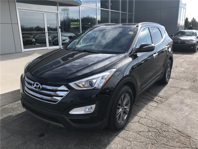 2016 Hyundai Santa Fe Sport 2.4 Luxury (Stk: 20944) in Pembroke - Image 2 of 14