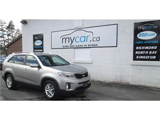 2015 Kia Sorento LX V6 (Stk: 180431) in Kingston - Image 2 of 13
