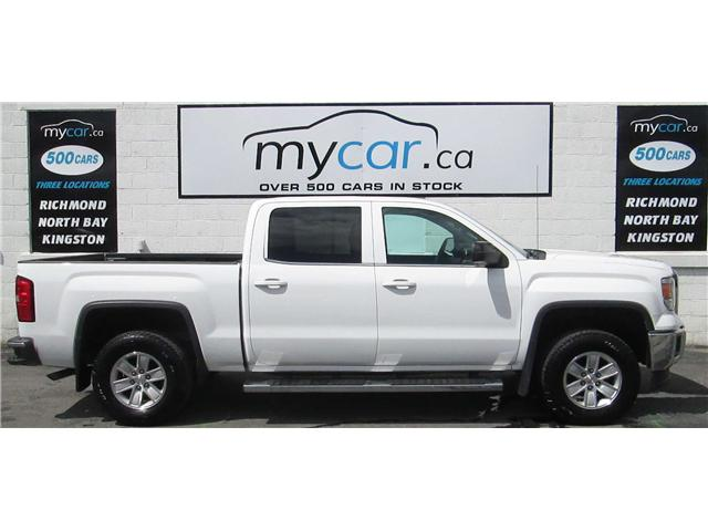 2014 GMC Sierra 1500 SLE (Stk: 171125) in Richmond - Image 1 of 12