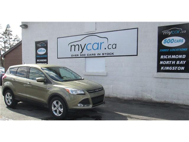 2014 Ford Escape SE (Stk: 180105) in Richmond - Image 2 of 13