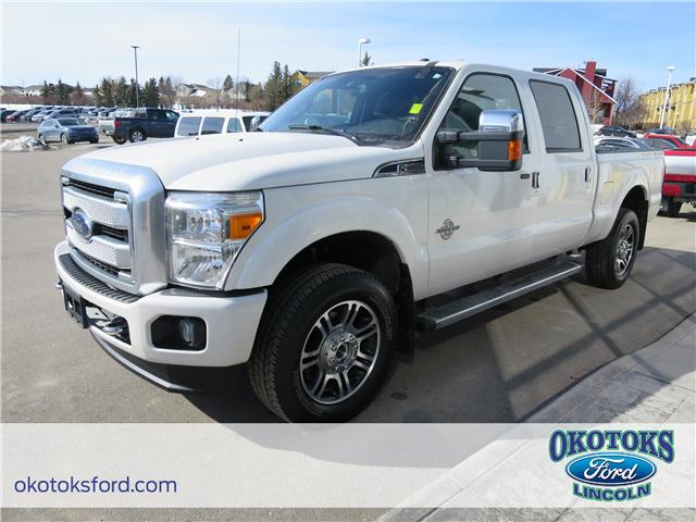 2016 Ford F-350 Lariat (Stk: B83032) in Okotoks - Image 1 of 21