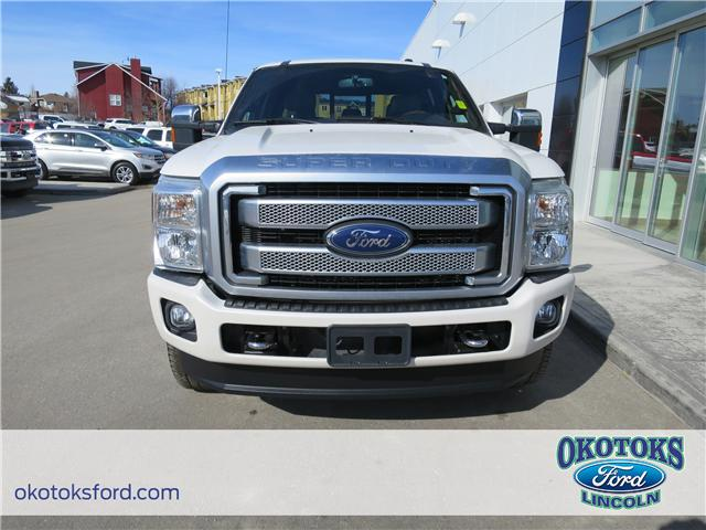 2016 Ford F-350 Lariat (Stk: B83032) in Okotoks - Image 2 of 21