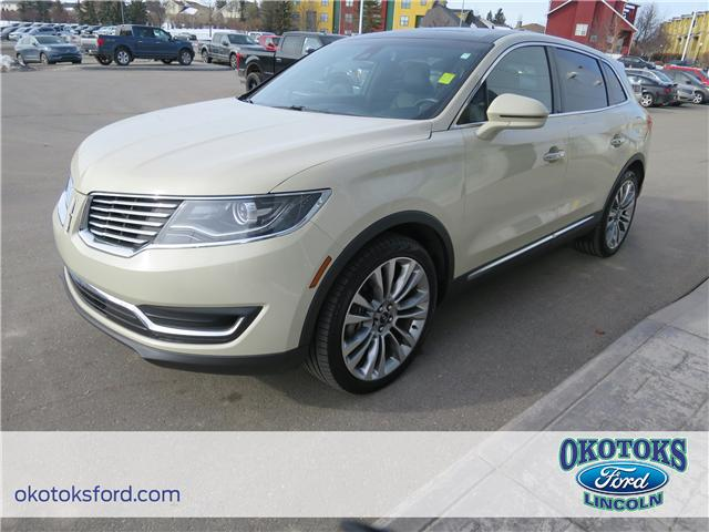 2016 Lincoln MKX Reserve (Stk: B83033A) in Okotoks - Image 1 of 22