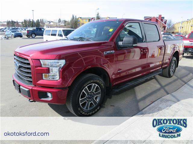 2016 Ford F-150 XLT (Stk: B83044) in Okotoks - Image 1 of 20
