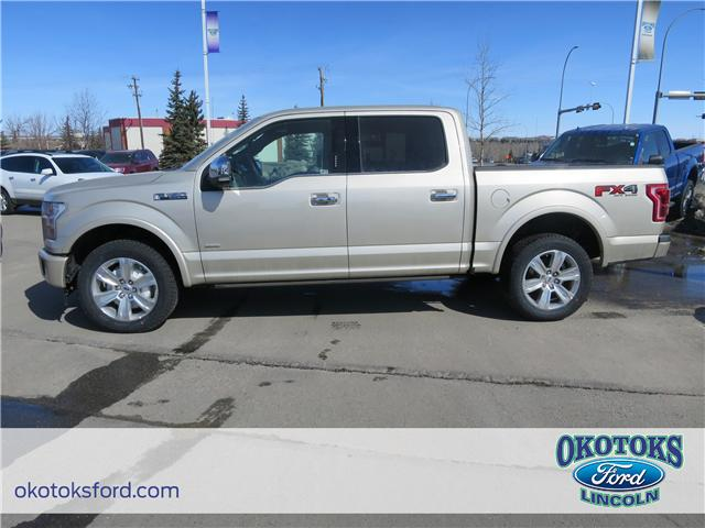 2017 Ford F-150 Platinum (Stk: H-1908) in Okotoks - Image 2 of 6