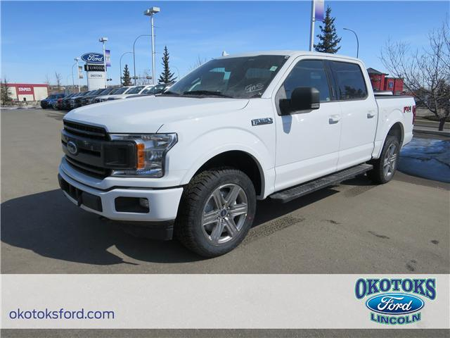2018 Ford F-150 XLT (Stk: J-908) in Okotoks - Image 1 of 5