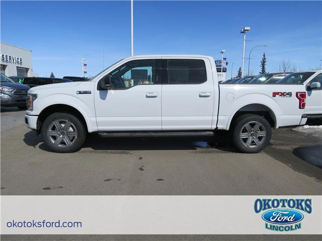 2018 Ford F-150 XLT (Stk: J-908) in Okotoks - Image 2 of 5