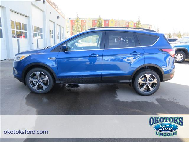 2018 Ford Escape SEL (Stk: J-1713) in Okotoks - Image 2 of 5