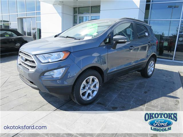 2018 Ford EcoSport SE (Stk: JK-223) in Okotoks - Image 1 of 5